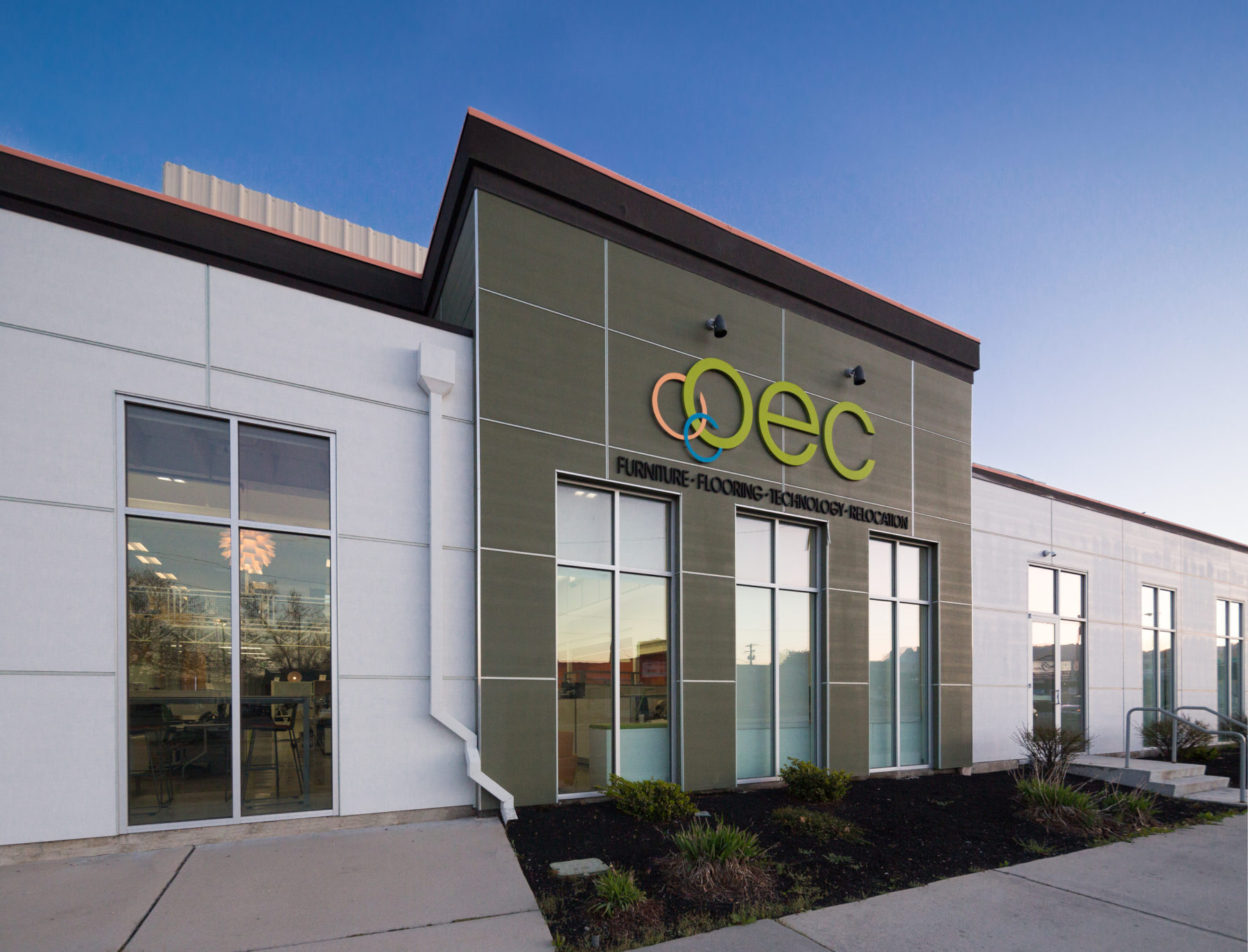 OEC commercial furniture Boise, ID